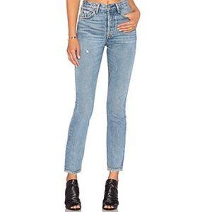 Karolina High-Rise Skinny Jean- GRLFRND